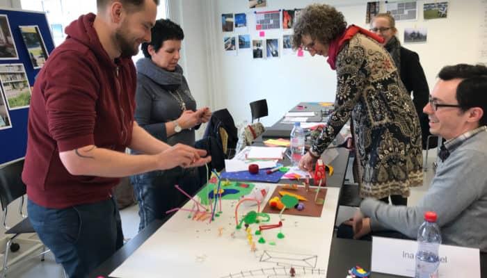 Gruppenarbeit Prototyping